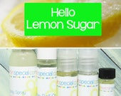 Hello Lemon Sugar Perfume, Perfume Spray, Body Spray, Perfume Roll On, Perfume Sample, Dry Oil Spray, Hello Sugar, You Choose the Product
