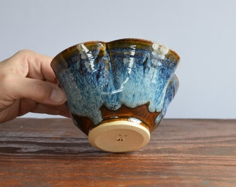 4 Lobed Bowl