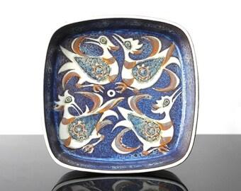 Ceramic Bowl / Royal Copenhagen / Faiance / Niels Thorson / Mid Century / Vintage