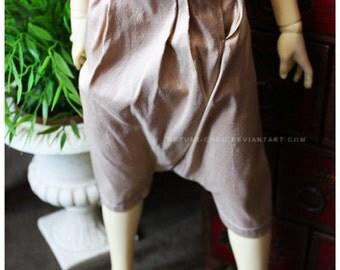 ABJD Dollfie CP Delf sized silk dhoti pants