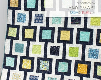 Chain Link Quilt Pattern