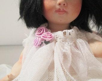 artist made porcelain doll
