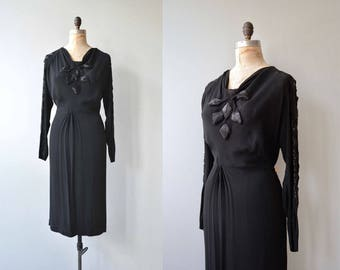 Dramatis Personae dress | vintage 1930s dress | beaded 30s dress