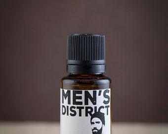 After shave and beard oil trial kit // Kit d'essaie d'après rasage et d'huile à barbe