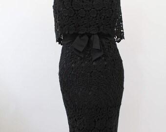 Vintage 1950s-1960s Suzy Perette Dress