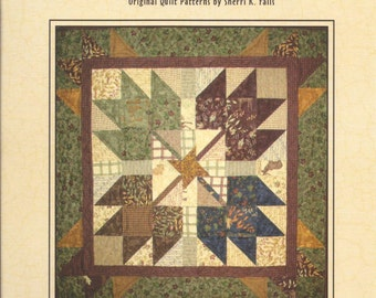 Rustic Charm Quilt Pattern