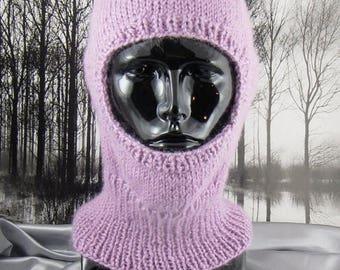 50% OFF SALE madmonkeyknits- Simple Chunky Balaclava pdf download knitting pattern - Instant Digital File pdf download knitting pattern