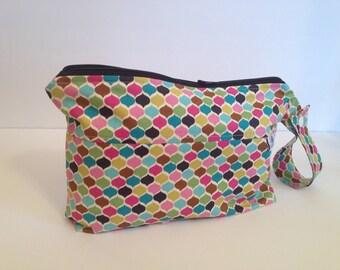 Accesary Bag | Diaper Clutch | Mom Clutch | Travel Pouch | Wipes Case | Roco Beat