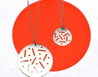 Dot Dash Necklace