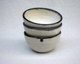 Small Bowl - Matte Milk