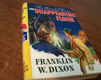 the disappearing floor 1940 hardy boys book