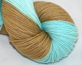 Hot Spring--Alley Cat--SW merino/nylon