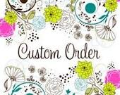 Custom Jewelry Travel Tote Order For Valerie