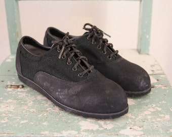 80's Red Wings Women's Oxford Shoes
