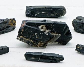 Ilvaite Gemstone - Stone of Truth & Power