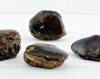 Fossil Amber Gemstone - Energy of Life