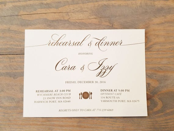 gold rehearsal invitation, rehearsal dinner invitations, rehearsal invite, rehearsal invites, wedding dinner invitation, pre wedding party