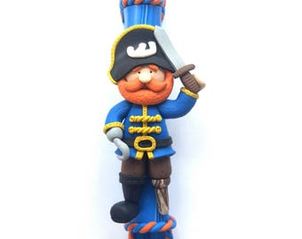 Pirate Captain Mezuzah