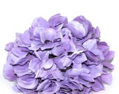 Jumbo Lavender Hydrangea Bunch - Full Head - Artificial Flowers, Silk Flowers