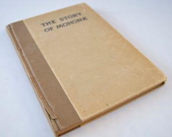 The Story of MONHONK Early 1900's Book Monhonk Mountain House