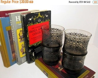 Shop Closing Sale Retro Vintage Libbey Barware Glasses