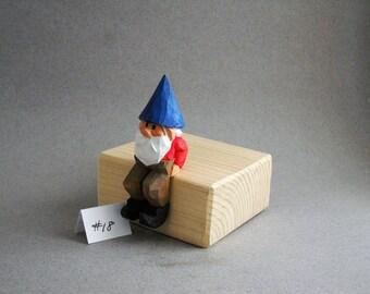 Rebel garden gnome ...#18