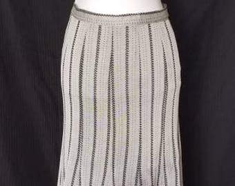 High waisted maxi skirt – Etsy