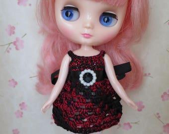 A-Line Crochet Middie Blythe Dress