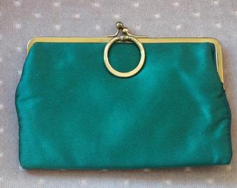 Vintage clutch bag/ wallet