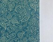 Custom Midori Travelers Notebook Folder Insert- Colored Pencil 6
