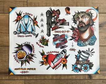More Life flash sheet