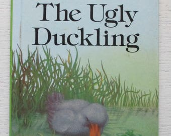 A Vintage Ladybird book of the Ugly Duckling in the series of Well Loved Tales
