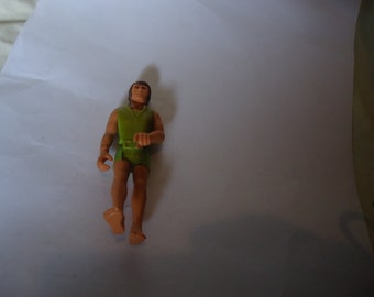 Vintage 1974 Fisher Price Adventure People Action Figure, Driver, collectable