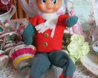 Store Closing SALE Vintage Knee Hugger Pixie Elf-Japan