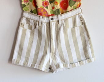 SLEDGE - high waisted shorts
