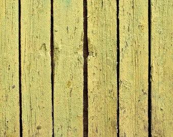 magnetic Photography Backdrop Floordrop yellow wooden planques (tuscany)