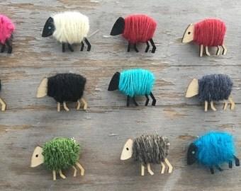 Sheep collection (Natural sheep)