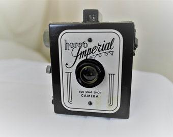 Herco Imperial 620 Snap shot box camera
