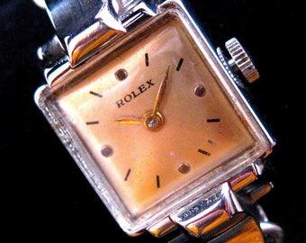 Rolex Ladies Cocktail Watch - c.1950's