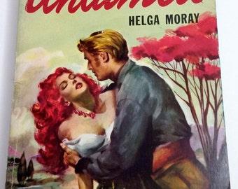 Untamed Romance Novel by Helga Moray
