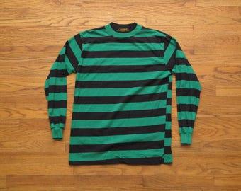 vintage Eddie Bauer striped t shirt