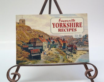 Favourite Yorkshire Recipes Book