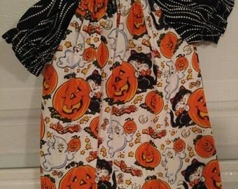Halloween Shirt size 4, Clearance Ready to ship