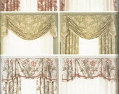 Butterick 6857 Window Treatment Pattern