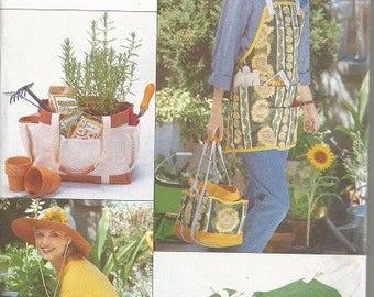 Butterick 4364  Garden Accessories Pattern   CLEARANCE ITEM