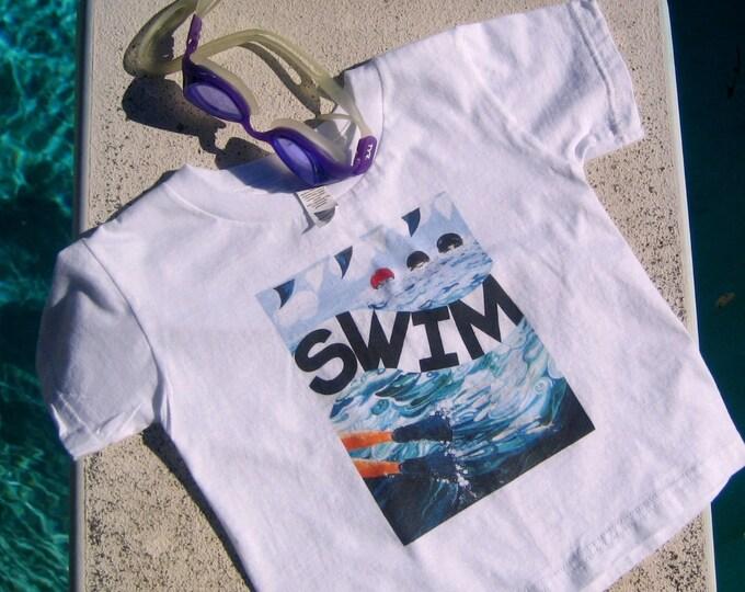 SWIM  Kids Tshirt
