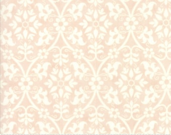 Poetry - Damask in Blush by 3 sisters for Moda Fabrics