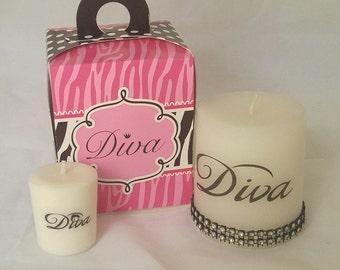 Diva Candle Box Set