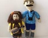 Crochet Amigurumi Dolls for lisaquade6