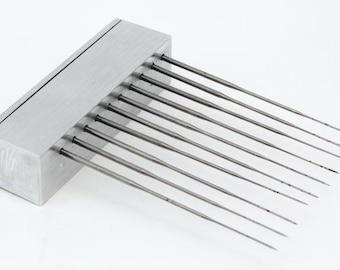 Felting Needle Tool - METAL Up to 10 Felting Needles